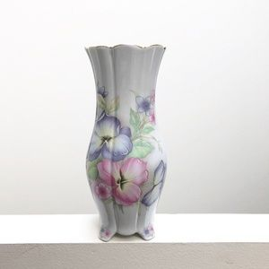 Other - Antique Fine Porcelain Floral Vase